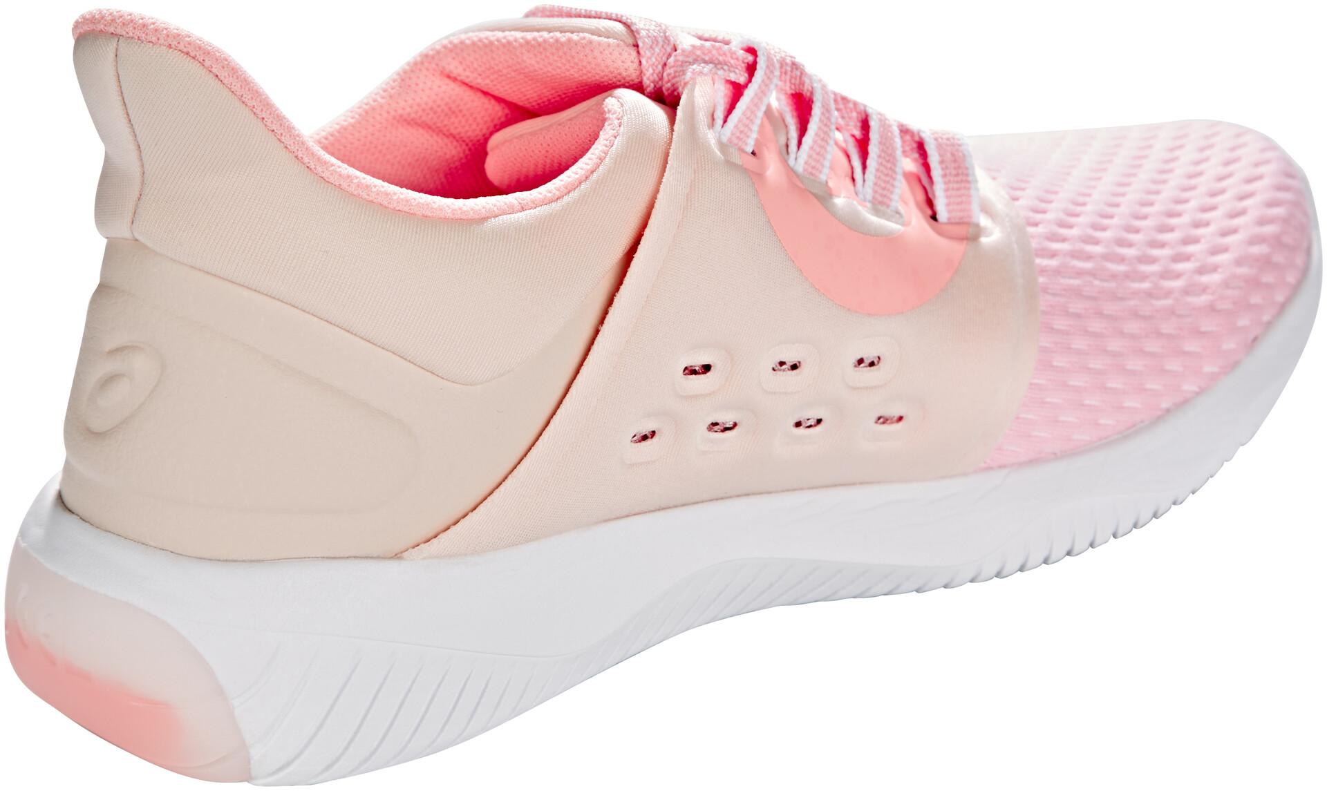 asics Gel Kenun Lyte Scarpe Donna, seashell pinkbirchbegonia pink